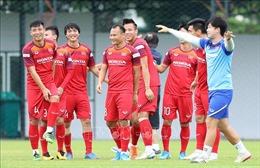 Vòng loại World Cup 2022: Đội tuyển Việt Nam bình thản trước trận đánh lớn