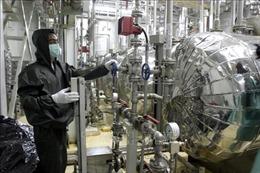 Iran có thể làm giàu urani ở cấp độ 20% trong 1 - 2 ngày