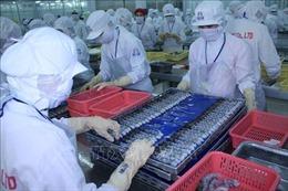 Giá trị xuất khẩu thủy sản giảm 1,2%