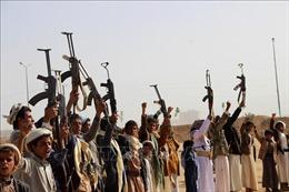 Phiến quân Houthi tấn công các sân bay của Saudi Arabia