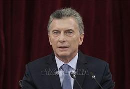 Argentina bắt đầu cuộc bầu cử tổng thống