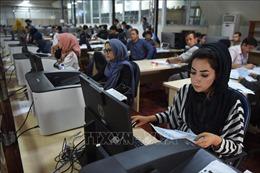 Afghanistan ấn định thời hạn mới công bố kết quả bầu cử tổng thống