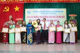 Lan tỏa chương trình 'Đồng khởi - khởi nghiệp' trong phụ nữ Xứ dừa