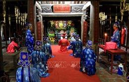 Khai mạc Lễ hội Thu chùa Keo tại Thái Bình