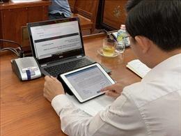 UBND tỉnh Bình Định triển khai chữ ký số và giao, nhận văn bản điện tử liên thông