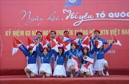 Sôi nổi Ngày hội 'Tôi yêu tổ quốc tôi' tại Đà Nẵng