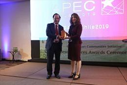Việt Nam được vinh danhtại lễ trao giải Thực tiễn tốt nhất năm 2019 của APEC