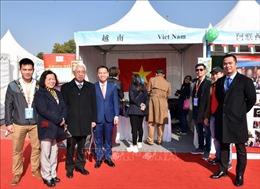 Việt Nam tham dự hội chợ từ thiện quốc tế Bazarr 2019 tại Trung Quốc