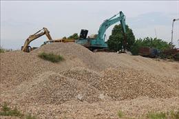 Phản hồi thông tin của TTXVN về buông lỏng quản lý đất đai tại Long Biên, Hà Nội