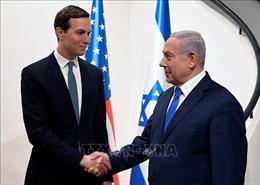 Lãnh đạo hai chính đảng lớn tại Israel gặp Cố vấn Cấp cao Nhà Trắng