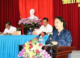 Chủ tịch Quốc hội Nguyễn Thị Kim Ngân: Kỳ họp thứ 8 sẽ chất vấn về chậm giải ngân vốn đầu tư công