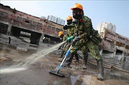 Hơn 2.600 tấn phế thải nguy hại Công ty Rạng Đông được đưa về nơi xử lý an toàn