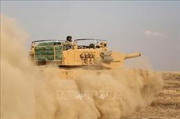 Quân đội Thổ Nhĩ Kỳ và Syria lần đầu tiên đụng độ ở biên giới