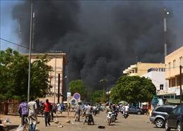 Tấn công nhà thờ Hồi giáo ở Burkina Faso, 16 người thiệt mạng