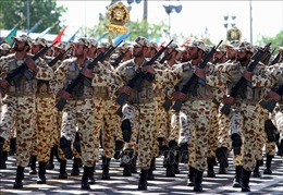 Iran tập trận gần biên giới Thổ Nhĩ Kỳ