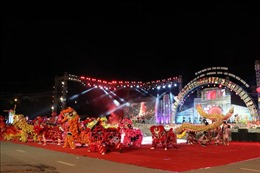 Lễ hội đường phố 'Ánh sáng Thành Đông'