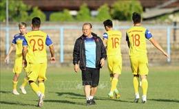 HLV Park Hang-seo chốt danh sách thi đấu với đội tuyển Indonesia