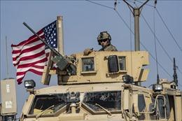 Mỹ tiến hành đợt tuần tra đầu tiên ở Đông Bắc Syria