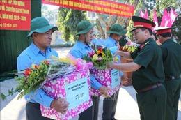 Gia Lai ra quân tìm kiếm, cất bốc, hồi hương hài cốt liệt sỹ hy sinh tại Campuchia