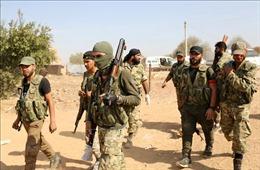 Iran phản đối Thổ Nhĩ Kỳ lập các bốt quân sự tại Syria