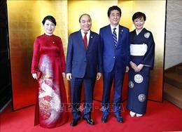 Việt Nam coi trọng quan hệ đối tác chiến lược sâu rộng Việt Nam - Nhật Bản