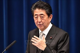 Ông Shinzo Abe trở thành Thủ tướng Nhật Bản tại nhiệm lâu nhất trong lịch sử