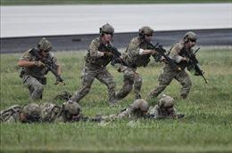 Lầu Năm Góc bác bỏ thông tin cắt giảm số binh sĩ Mỹ tại Hàn Quốc