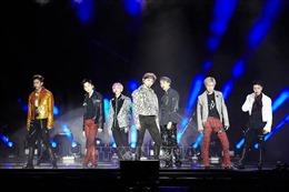 BTS tiếp tục lập thêm kỷ lục K-pop mới