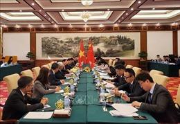 Đàm phán cấp chính phủ về biên giới lãnh thổ Việt Nam-Trung Quốc tại Bắc Kinh