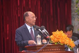 Campuchia kỷ niệm 41 năm Ngày thành lập Mặt trận Đoàn kết cứu nước