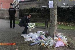 Cộng đồng người Việt Nam tại Anh đặt hoa tưởng niệm 39 nạn nhân tại Essex