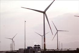 Phát điện dự án điện gió Trung Nam giai đoạn II công suất 64 MW