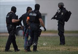 Đức bắt giữ 3 nghi phạm IS tình nghi âm mưu tấn công