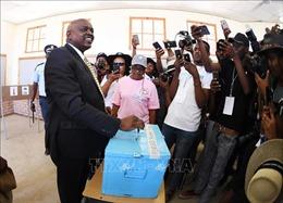 Điện mừng Tổng thống nước Cộng hòa Botswana