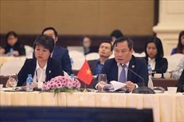 Hội nghị Bộ trưởng GMS 23: Hội nhập sâu rộng, hòa đồng và bền vững hơn
