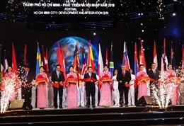 Khai mạc Lễ hội TP Hồ Chí Minh - Phát triển và Hội nhập năm 2019