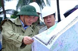 Lãnh đạo tỉnh Khánh Hòa kiểm tra công tác chuẩn bị ứng phó với bão số6