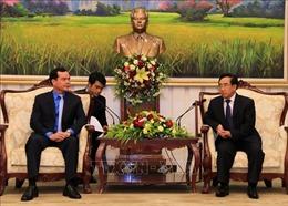Việt Nam -Lào tăng cường hợp tác trong công tác công đoàn