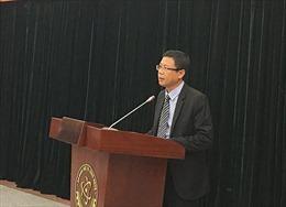 Thủ tướng bổ nhiệm ông Lê Xuân Định làm Thứ trưởng Bộ Khoa học và Công nghệ