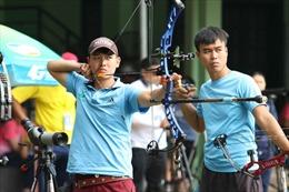 VĐV Nguyễn Văn Đầy giành HCB lịch sử tại Giải vô địch bắn cung châu Á