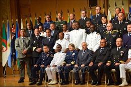 Việt Nam tham dự Hội nghị những người đứng đầu Cảnh sát biển toàn cầu