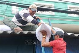 Bão số 6 không gây nhiều thiệt hại tại Phú Yên