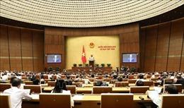 Kỳ họp thứ 8, Quốc hội khóa XIV: Thông cáo báo chí số 14