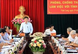 Tổng Thanh tra Chính phủ: Tham nhũng thường ẩn rất sâu nên không được chủ quan