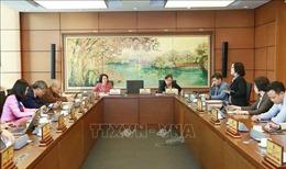 Kỳ họp thứ 8, Quốc hội khóa XIV: Đổi mới, cải tiến công tác xây dựng pháp luật