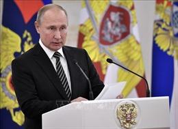 Tổng thống Nga sẽ tham dự hội nghị thượng đỉnh về Ukraine