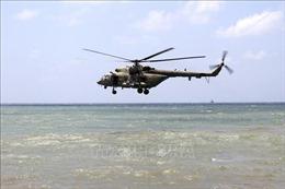 Nga triển khai trực thăng quân sự tuần tra biên giới Syria - Thổ Nhĩ Kỳ
