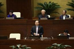 Bộ trưởng Bộ Nội vụ trả lời chất vấn cụ thể, không né tránh