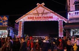 Chợ đêm Sang Thàng - nét đẹp văn hóa vùng cao