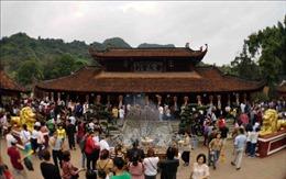 Hà Nội xử lý nghiêm hành vi vi phạm trong các lễ hội Xuân